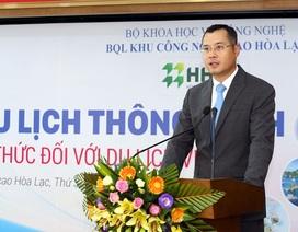Ứng dụng công nghệ thông tin để thúc đẩy du lịch thông minh ở Việt Nam