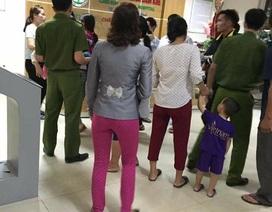 Ăn trưa tại trường mầm non, gần 100 trẻ nhập viện
