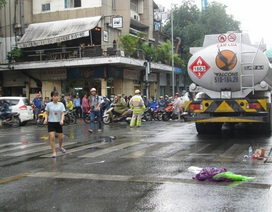 Xe bồn cán chết nữ sinh: Cố tình chạy vào nội thành trong giờ cấm