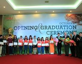 Nhiều học bổng cho sinh viên trường Đại học Việt Đức