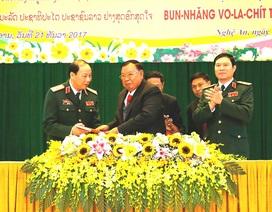 """""""Tình đoàn kết đặc biệt Lào - Việt Nam đã trở thành tài sản chung vô giá"""""""