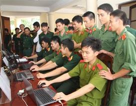 Có từ đủ 20 năm trong quân đội được trợ cấp theo Nghị định 23
