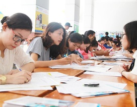 Đăng ký nguyện vọng 1: Chọn trường, chọn ngành thông minh
