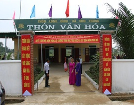 Giảm gần 700 thôn xóm, Hà Tĩnh tiết kiệm 84 tỷ đồng tiền thuế