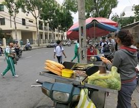 Đà Nẵng triển khai đề án quản lý thức ăn đường phố