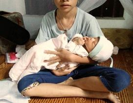Tột cùng nỗi đau của gia đình có hai con bị mắc bệnh tim bẩm sinh