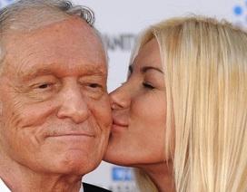 Vợ trẻ của Hugh Hefner lần đầu lên tiếng sau cái chết của chồng