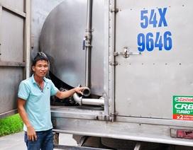 Tài xế xe tải: Cần lắm một người bạn đường tin cậy!