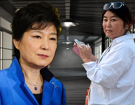 """Bà Park Geun Hye từ chối ra tòa chung với """"người bạn đáng sợ"""""""