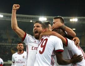 """Vắng Bonucci, AC Milan bất ngờ """"lột xác"""" thắng đậm tại Serie A"""