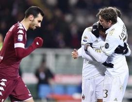 Bị dẫn trước 2 bàn, AC Milan vẫn giành điểm nghẹt thở