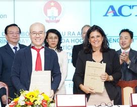 """Chuẩn khảo thí ACT là cơ hội để học sinh Việt Nam """"bước ra thế giới"""""""