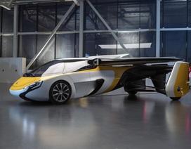 """Xế lạ """"hạ cánh"""" ấn tượng tại Triển lãm ô tô quốc tế Frankfurt"""
