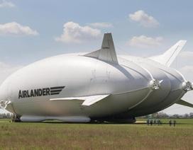 Sếp Google tham vọng chế tạo phi thuyền lớn nhất thế giới