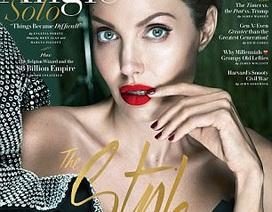 Vì sao Angelina Jolie bị liệt nửa mặt?