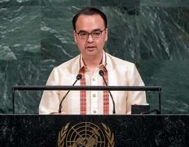 Philippines cam kết điều tra công bằng vụ 2 ngư dân Việt Nam bị bắn chết