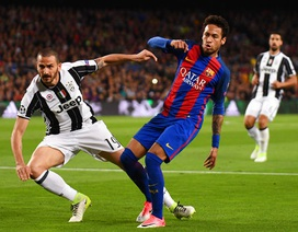 HLV Juventus chê bai sức mạnh tấn công của Barcelona