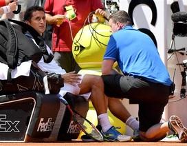 Rome Masters: Nadal vừa đánh đối thủ đã bỏ cuộc