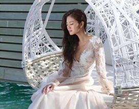 Cận kề ngày cưới, An Dĩ Hiên vẫn làm việc chăm chỉ