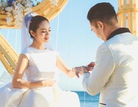 Những hình ảnh đẹp nhất trong hôn lễ của An Dĩ Hiên và đại gia Macau