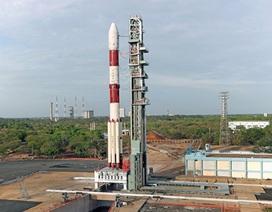 Ấn Độ phóng 31 vệ tinh lên quỹ đạo bằng một tên lửa đẩy