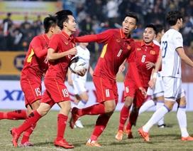 U23 Việt Nam hối hả rèn thể lực sau kỳ nghỉ Noel