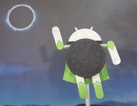 """Google trình làng Android 8.0, tên gọi chính thức  là """"Oreo"""""""