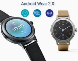 Android Wear 2.0 thêm nhiều tính năng mới cho đồng hồ thông minh