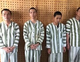 Bắt băng nhóm trộm hơn 70 xe máy của công nhân đưa qua Campuchia bán