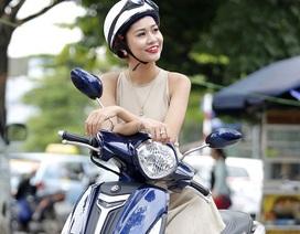 Xe máy tay ga ngày càng tiện nghi như ô tô