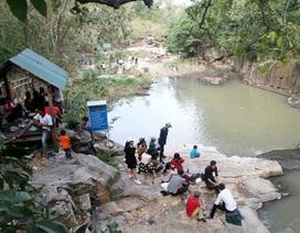 Đi chơi lễ, một học sinh lớp 12 bị đuối nước thương tâm