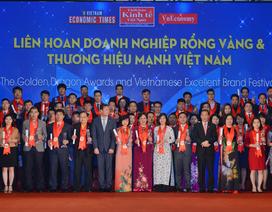 VietinBank - Top dẫn đầu Thương hiệu mạnh Việt Nam 13 năm liên tiếp