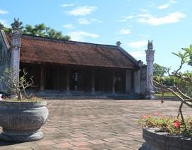 Long trọng kỷ niệm 170 năm ngày sinh Đình nguyên Tiến sỹ Phan Đình Phùng