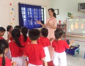 Cô giáo mầm non nhiều đêm không ngủ khi ước mơ dạy học thành hiện thực