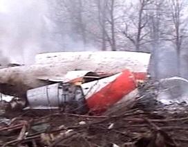 Phát hiện mới liên quan vụ tai nạn máy bay chở cố Tổng thống Ba Lan Kaczyński