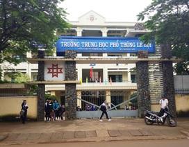Vụ học sinh xin nghỉ học thêm: Nhà trường sẽ tổ chức việc học 2 buổi/ngày