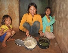 Thương 3 chị em mồ côi chỉ mong một bữa ăn no