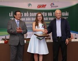 The Bluffs Ho Tram Strip được chọn là sân golf tốt nhất Việt Nam 2017