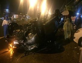 Tai nạn liên hoàn, nữ sinh tử vong tại chỗ