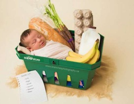 Không biết mình mang thai, mẹ bất ngờ đẻ con trong siêu thị