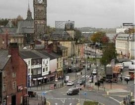 """Đề xuất """"cấm chửi bậy"""" tại một thị trấn ở Anh"""