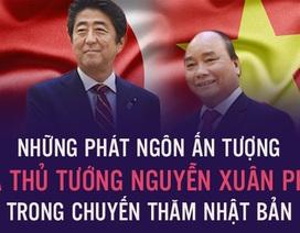Những phát ngôn quan trọng của Thủ tướng trong chuyến thăm Nhật Bản