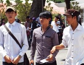 Khánh Hòa: Gần 13.000 thí sinh sẵn sàng cho kỳ thi THPT quốc gia 2017