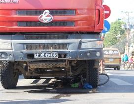 Xe ben gây tai nạn, dân la ó bắt tài xế cứu nạn nhân