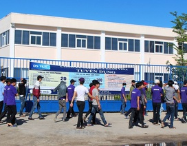 Quảng Nam: Hơn 100 công nhân đình công do bị cắt tiền tăng ca