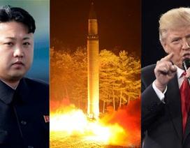 """Những phương án Mỹ có thể dùng để """"giải quyết"""" vấn đề Triều Tiên"""