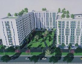 Hà Tĩnh khởi công dự án thí điểm nhà ở xã hội cho người có thu nhập thấp