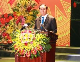 Chủ tịch nước: Ninh Bình cần chú trọng phát triển du lịch bền vững