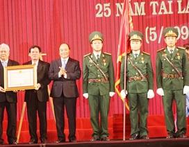 Trà Vinh đón nhận Huân chương Độc lập hạng Nhất