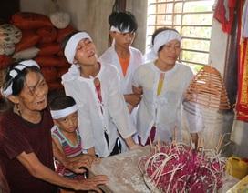 Quỹ Nhân ái hỗ trợ 5 triệu đồng đến gia đình trưởng thôn tử nạn khi giúp dân